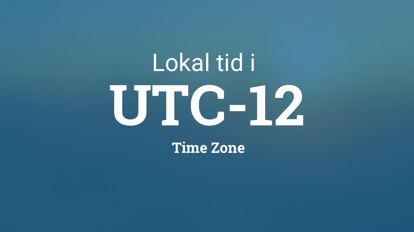 12am Utc Time