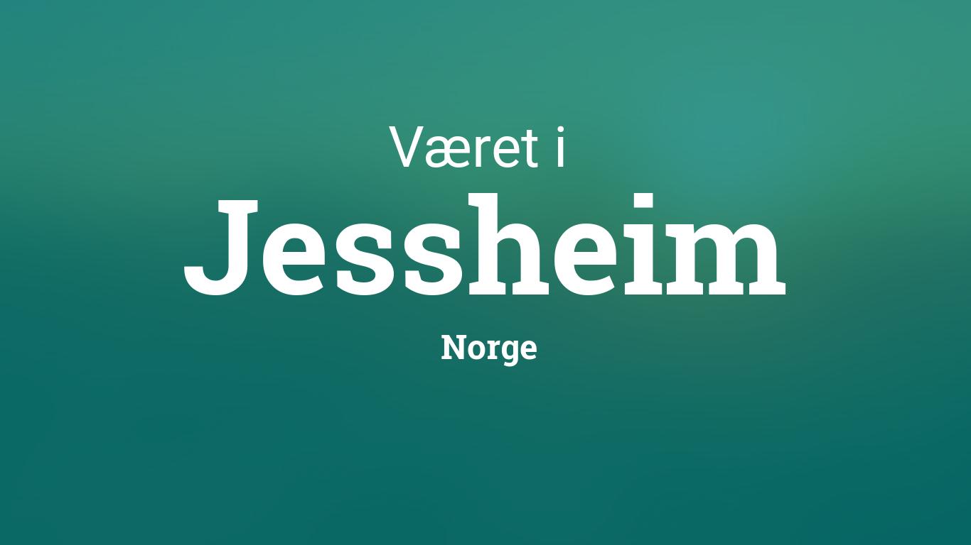 Været Jessheim